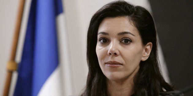 Sophia Chikirou à Paris le 25 janvier