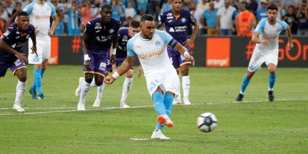 Dimitri Payet a inscrit le premier but de la saison en L1, lors d'OM-Toulouse le 10 août