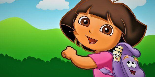Dora L Exploratrice On Sait A Quoi Ressemblera L Heroine Dans Le