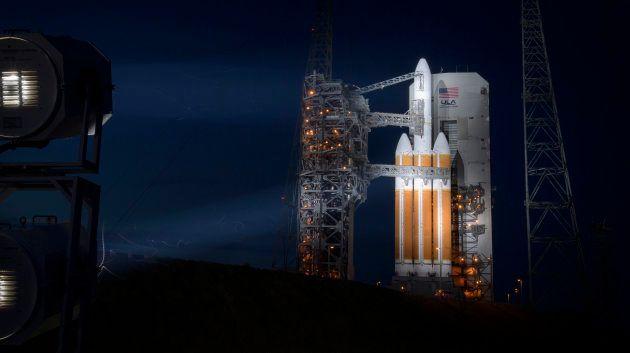 La Nasa repousse le lancement de la sonde solaire Parker à