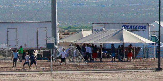 Le Texas enquête sur la mort d'un enfant migrant libéré d'un centre de