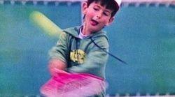 Reconnaissez vous ce petit tennisman devenu