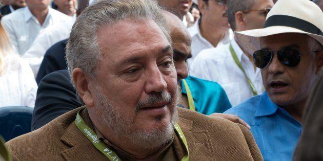 Mort de Fidel Castro Diaz-Balart, le fils aîné de Fidel Castro s'est