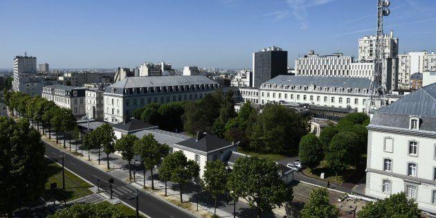 Le siège de la DGSE dans le XIXe arrondissement de