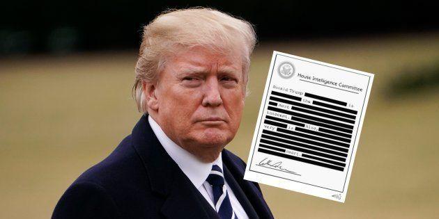 Trump s'apprête à publier une note secrète accablant le FBI,