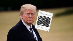 Trump s'apprête à publier une note secrète accablant le FBI, le