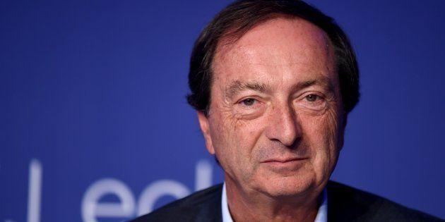 Michel-Édouard Leclerc veut partir en guerre contre le plastique dans ses supermarchés.