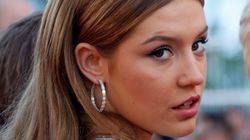 Adèle Exarchopoulos ne ressemble plus à