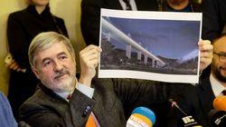 L'architecte du Centre Pompidou choisi pour reconstruire le pont Morandi de