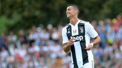 Ronaldo n'a pas traîné pour marquer sous ses nouvelles