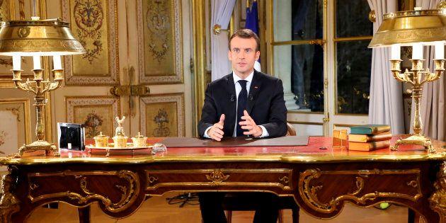 Le Président s'est adressé aux Français le 10 décembre dernier pour ouvrir un grand débat