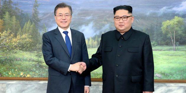 À Pyongyang, un nouveau sommet rassemblera les deux Corées en
