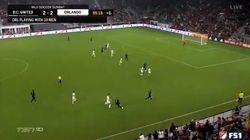 Wayne Rooney régale le public américain avec cette action