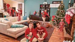 Ce couple montre à quoi ressemble vraiment Noël quand on a des