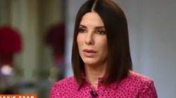 Sandra Bullock explique pourquoi ses enfants n'auront que