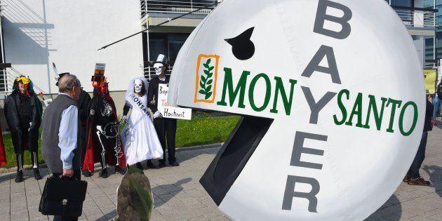L'action de Bayer, propriétaire de Monsanto, a fait les frais de la condamnation
