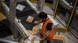 Amazon dépose le brevet d'un bracelet qui surveille ses employés au