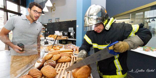 Ce calendrier des pompiers de Rennes n'est pas comme les
