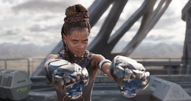 Marvel Studios' BLACK PANTHER..Shuri (Letitia Wright)..Ph: Film Frame..©Marvel Studios