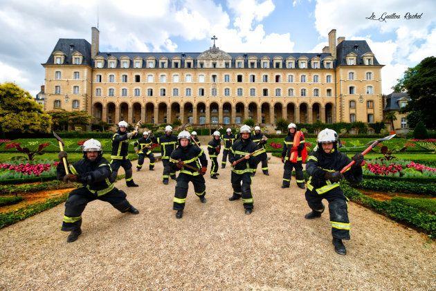 Le calendrier 2019 des sapeurs-pompiers de