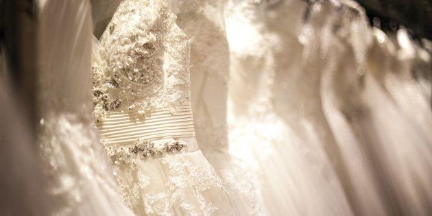 5 façons de donner une seconde vie à votre robe de mariée.