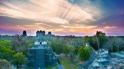 Une cité Maya de plus de 2000 km² découverte sous la jungle au