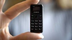 Ce téléphone portable est beaucoup, beaucoup plus léger que le vôtre et il fonctionne très