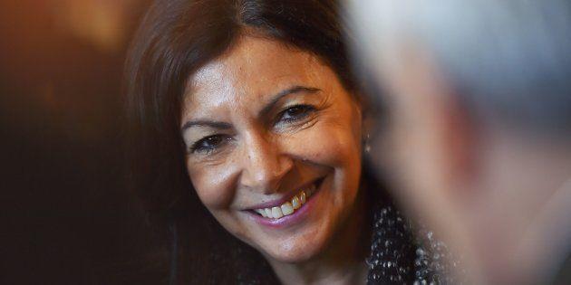 À Paris, Anne Hidalgo se félicite d'une