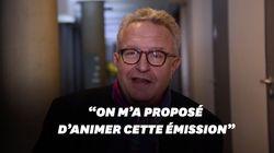 Michel Field révèle qu'il a failli animer