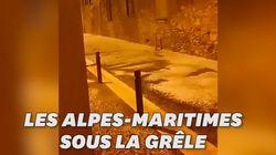 Les Alpes-Maritimes frappées par un violent épisode de