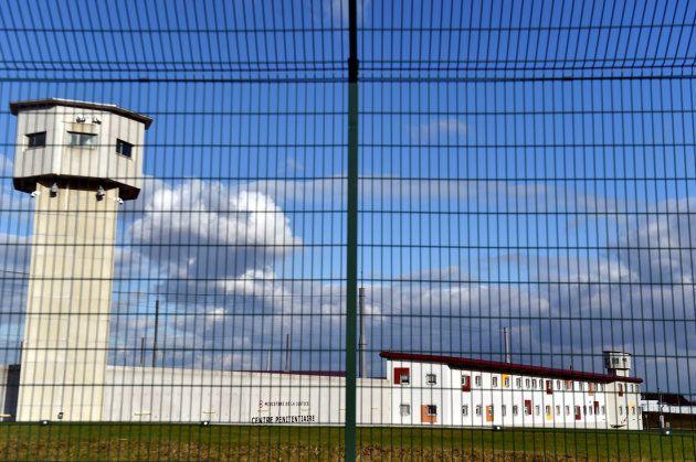 Le centre pénitentiaire de