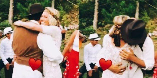 Robin Wright a épousé le Français Clément Giraudet lors d'une cérémonie