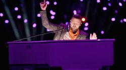 L'hommage de Justin Timberlake à Prince à la mi-temps du Super