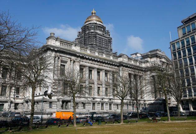 Le palais de justice de