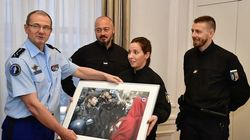 La Gendarmerie remercie sa