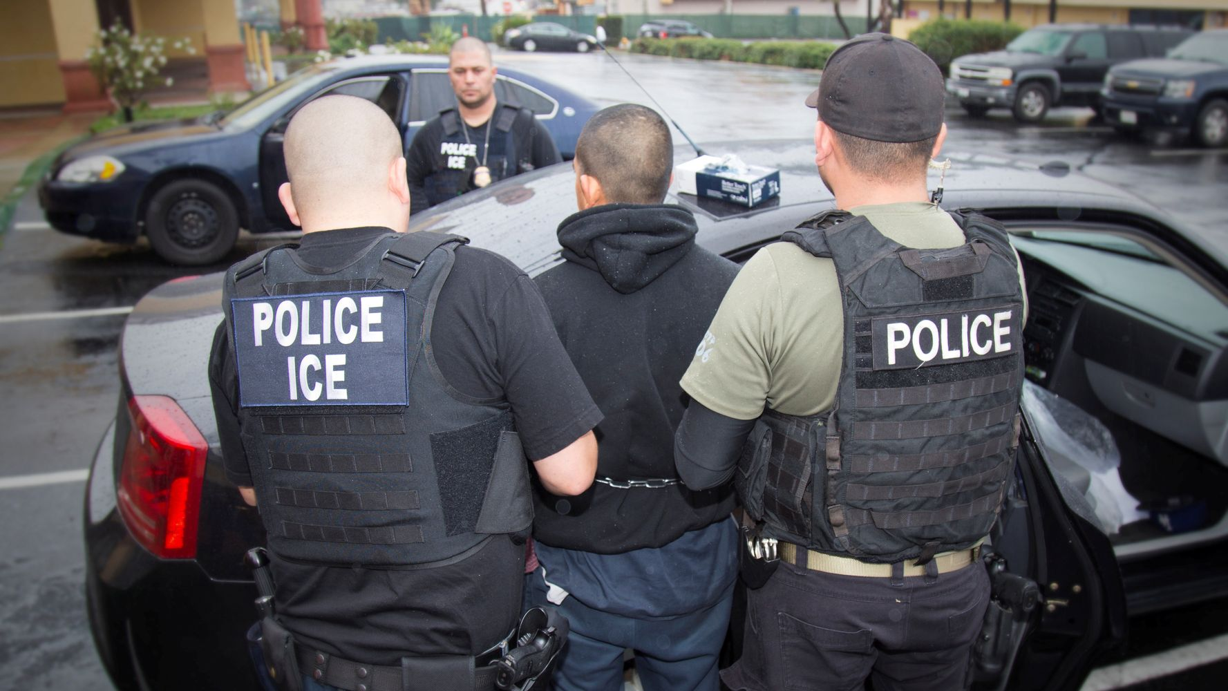 ICE Has Been Wrongly Detaining U S  Citizens In Florida