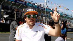Fernando Alonso arrête sa carrière en
