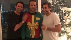 Ryan Reynolds s'attendait à une vraie soirée pulls de Noël