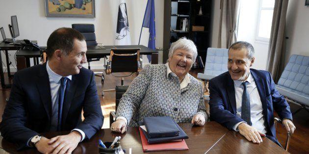 Pourquoi Macron ne verra pas les dirigeants corses dans leur bureau