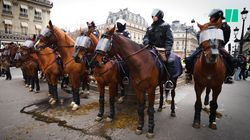 Pourquoi une police montée pendant les manifestations de gilets