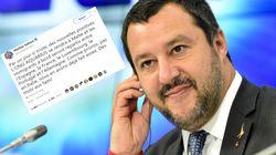 Salvini n'aurait peut-être pas dû se réjouir de cette