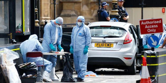 Londres: ce que l'on sait de l'auteur de l'attentat à la voiture