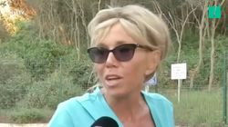 Brigitte Macron raconte les vacances