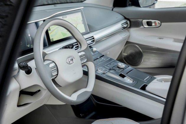 Intérieur Hyundai