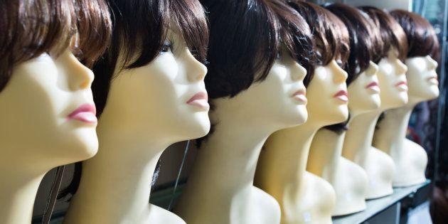 Les patientes souffrant d'un cancer vont pouvoir bénéficier de perruques remboursées intégralement par...