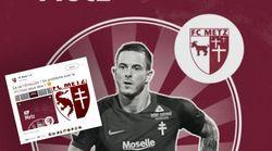 Le FC Metz n'a pas apprécié ce gros raté de