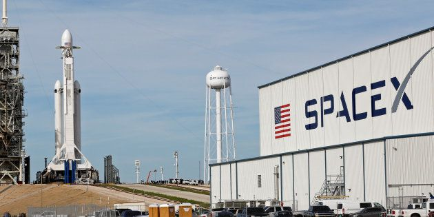SpaceX va lancer sa Falcon