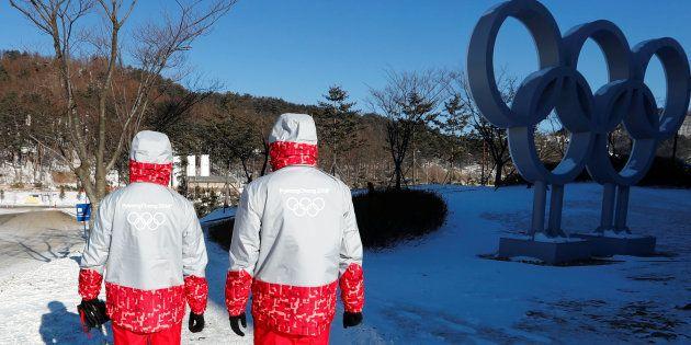 Pyeongchang 2018 : une épidémie met sur le flanc 1200 agents de sécurité des