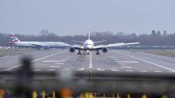 L'aéroport de Gatwick brièvement fermé vendredi
