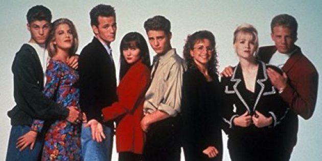 Une photo du casting de la saison 3